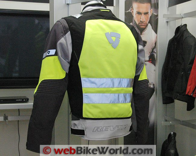 REV'IT! Athos Air Vest Rear View
