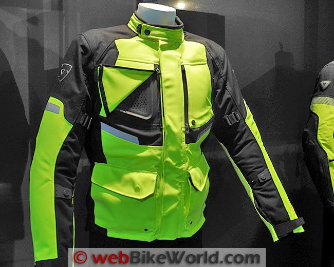 REV'IT! Horizon HV Jacket at EICMA