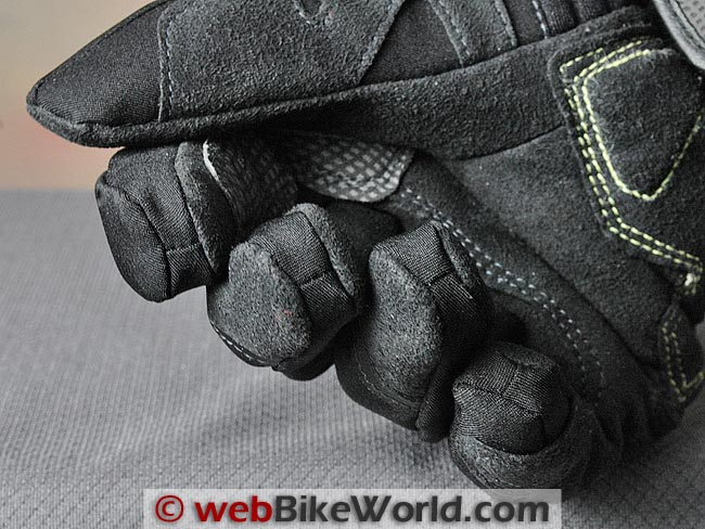 Spidi T-Winter Gloves Fingertips