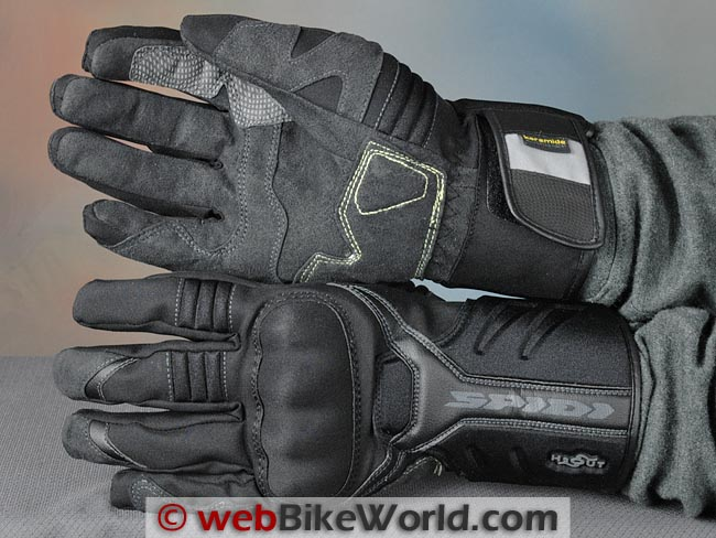 Spidi T-Winter Gloves