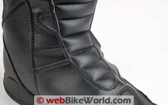 Alpinestars Roam Boots Front Expansion Leather