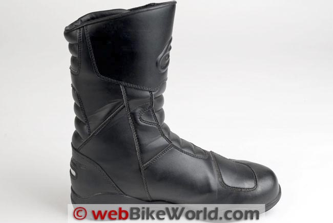 Alpinestars Roam Boots Inside View
