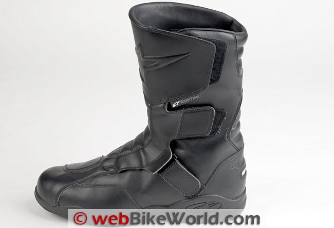 Alpinestars Roam Boots Outside View