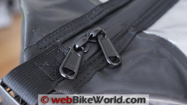 BMW Adventure Bag Zipper