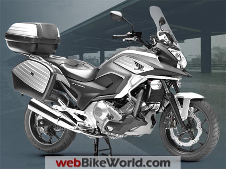 2012 Honda NC700X - webBikeWorld