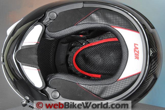 Lazer Monaco Helmet Liner