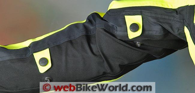 Richa Spirit Jacket Sleeve Adjusters