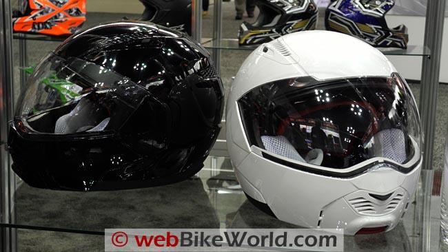 AFX FX-140 Black White