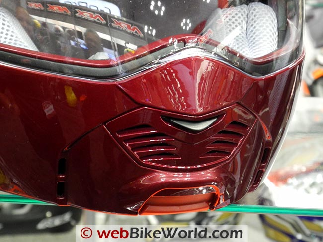 AFX FX-140 Helmet Chin Vent