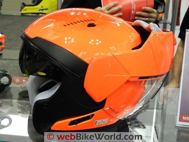 AFX FX-140 Helmet Flip-up Open
