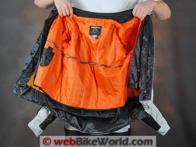 Akito Desert Jacket Full Liner