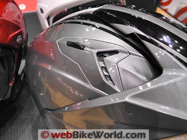 Bell Mag-9 Helmet Vent