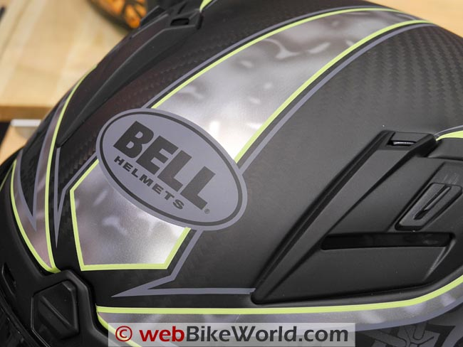 Bell Star Carbon Roland Sands Design Top Vent