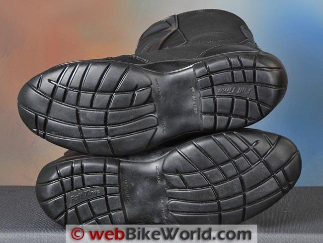 Falco Mixto Boots Soles