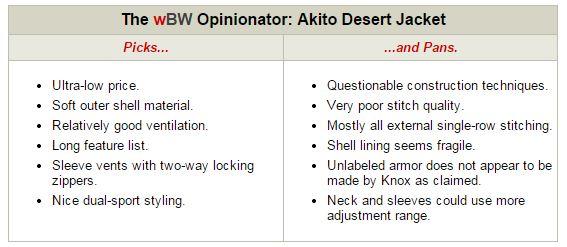 Akito Desert Jacket Opinionator