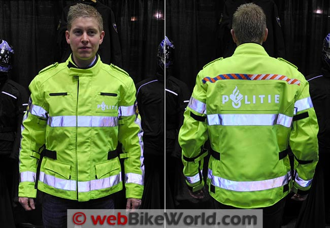 Richa Spirit Jacket Police Version