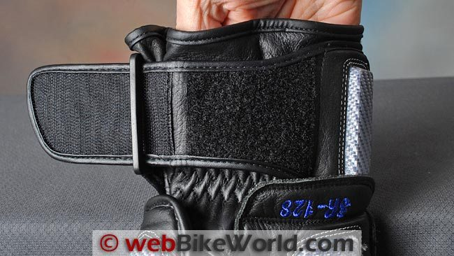 SaFRace Glove Gauntlet