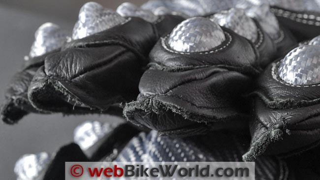 SaFRace Gloves Fingertips
