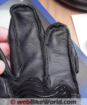 SaFRace Gloves Joined Fingers