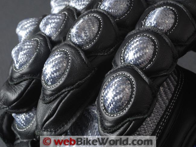 SaFRace Gloves Knuckle Protectors