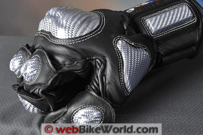 SaFRace Gloves Knuckle Protector
