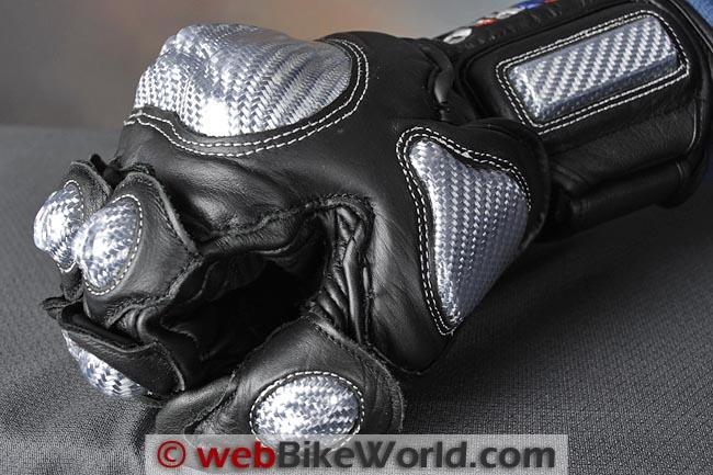 SaFRace Gloves Knuckle Protector