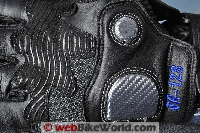 SaFRace Gloves Palm Protection