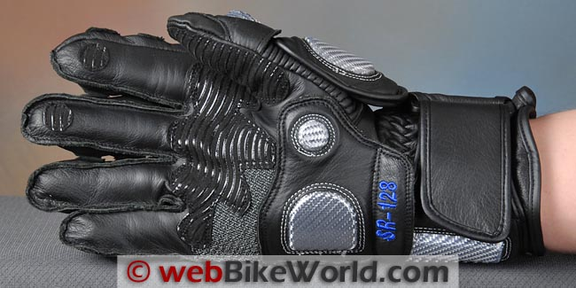 SaFRace Gloves Palm