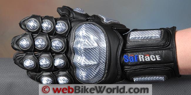 SaFRace Gloves Top