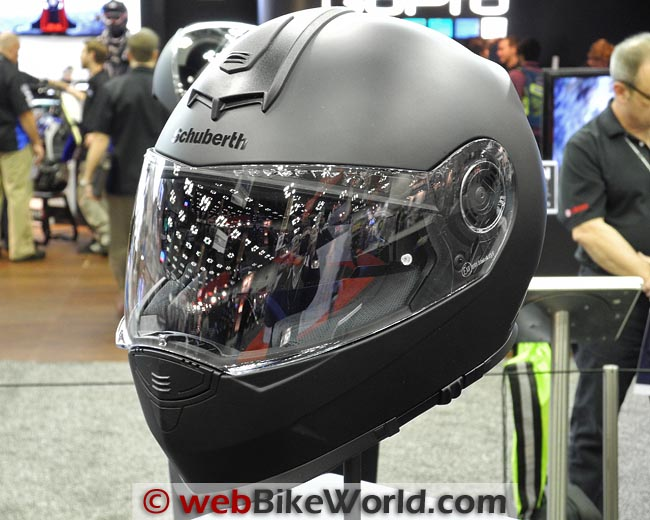 Schuberth S2 Front Quarter View
