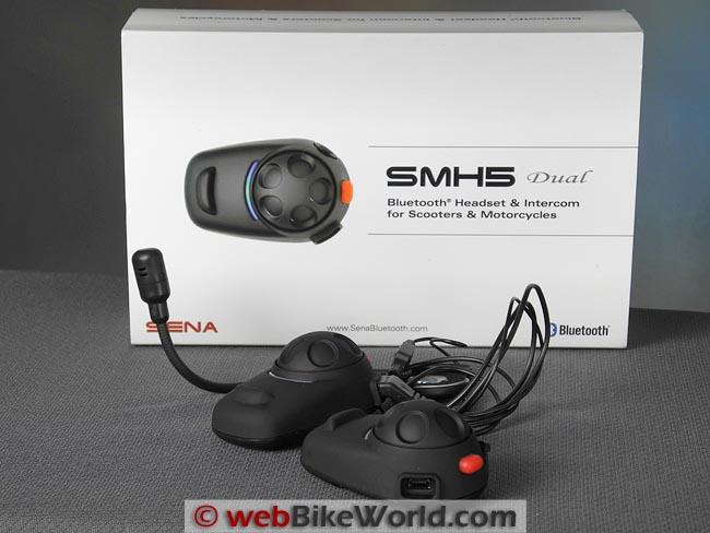 Sena SMH5 Box