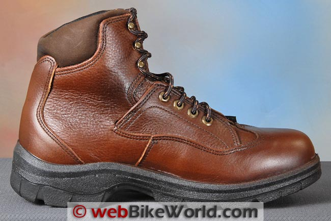 Thorogood American Made Boots Inside