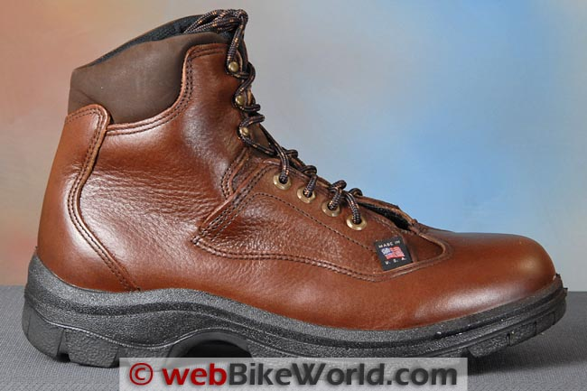 Thorogood American Made Boots Outside