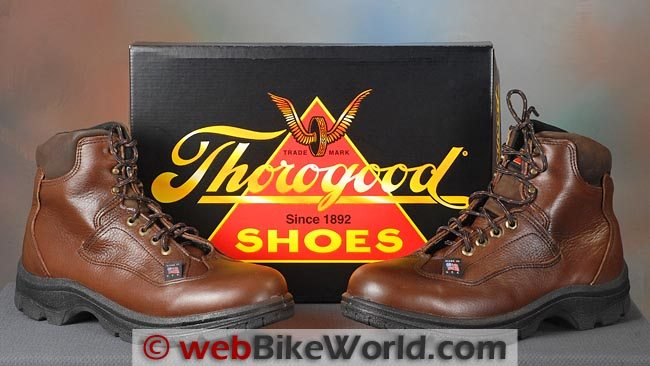 Thorogood American Made Boots