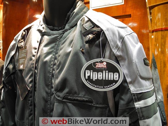Tourmaster Centurion One-Piece Suit Front