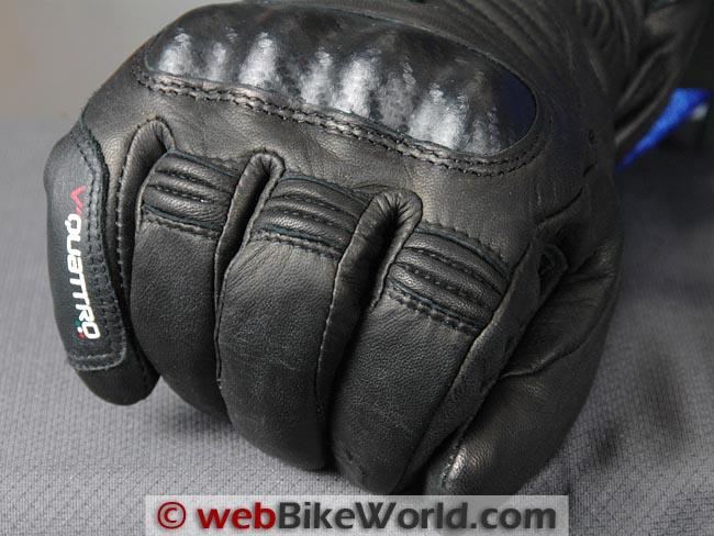 VQuattro Lazio Gloves Knuckles