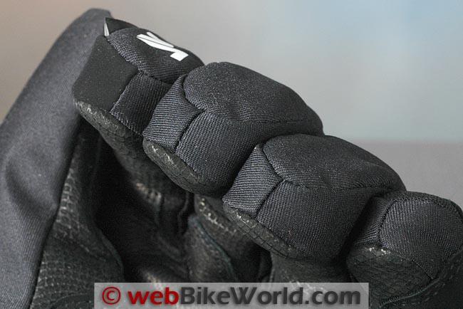 VQuattro Venture Gloves Fingertips