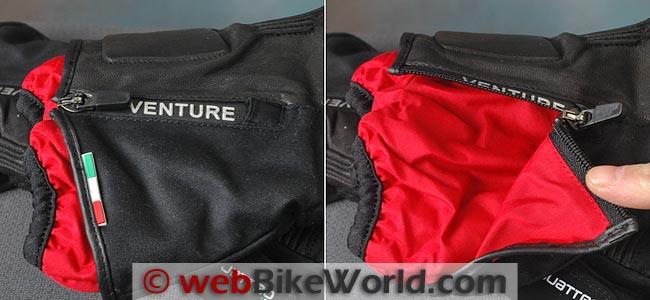 VQuattro Venture Gloves Liner