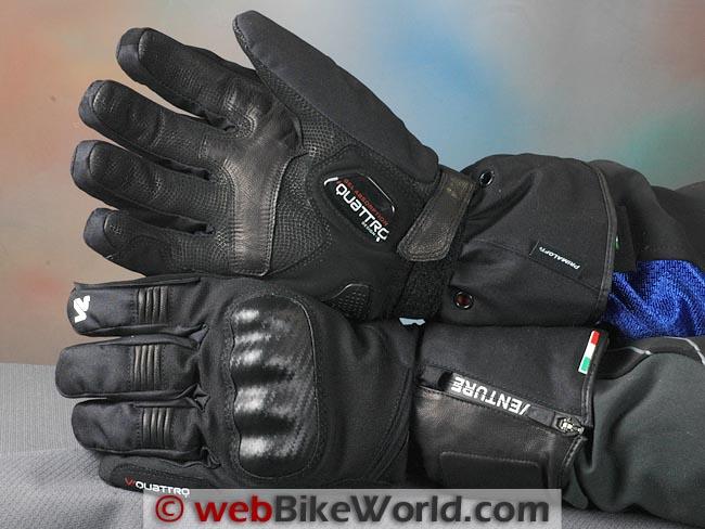 VQuattro Venture Gloves