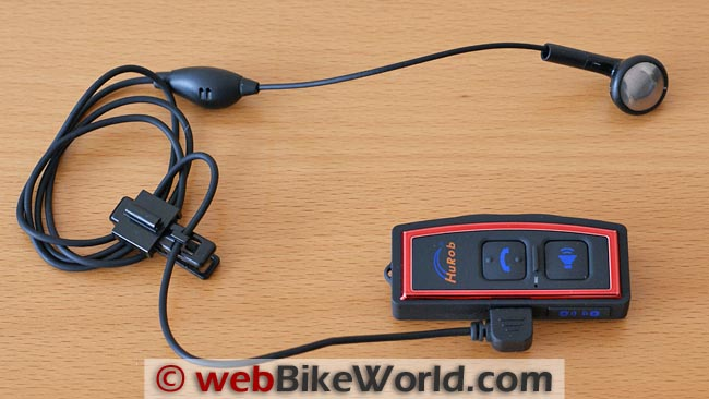 HuRob HSB-S100B With Earbuds