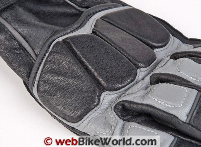 Joe Rocket Highside 2.0 Gloves Knuckle Protector