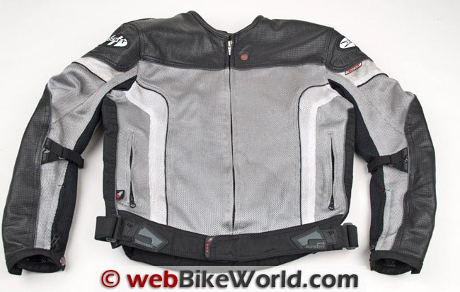 Joe Rocket Reactor 2.0 Jacket Front