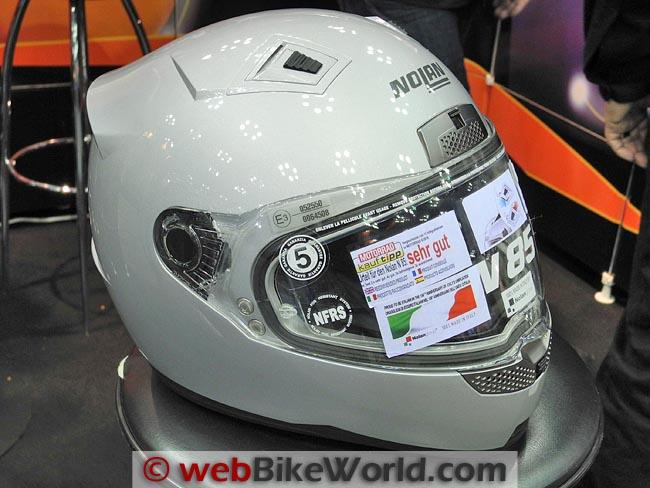Nolan N-85 Helmet