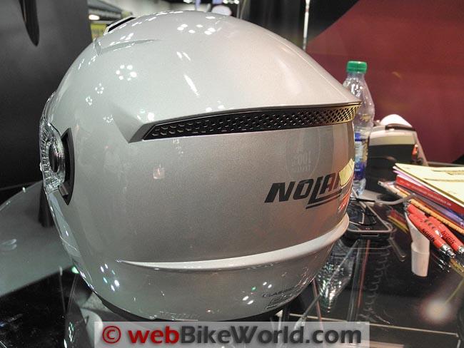 Nolan N-85 Rear Vent