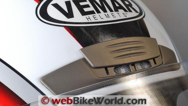 Vemar Storm Brow Vent