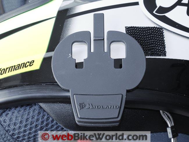 Midland BT Next Helmet Mount