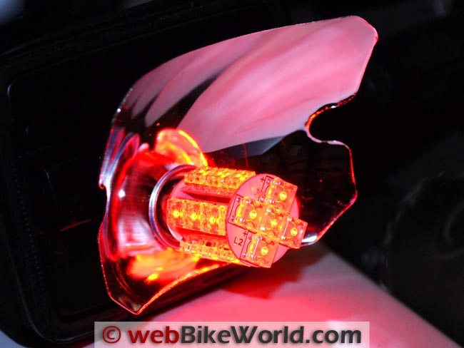 Motorcycle LED Brake Light