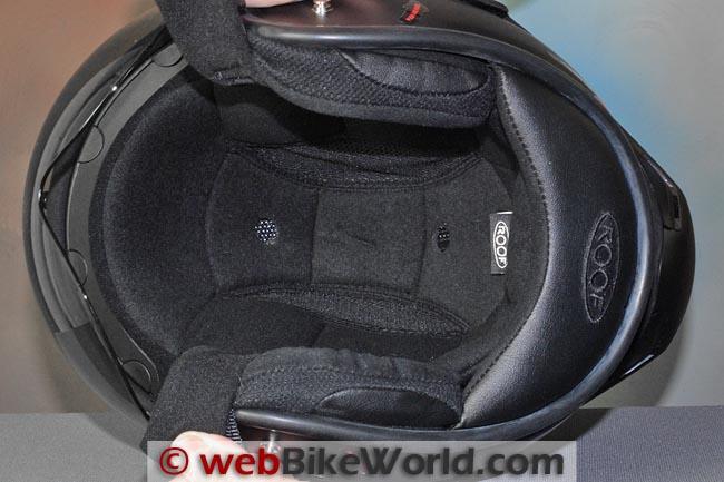 Roof Boxer V8 Helmet Liner