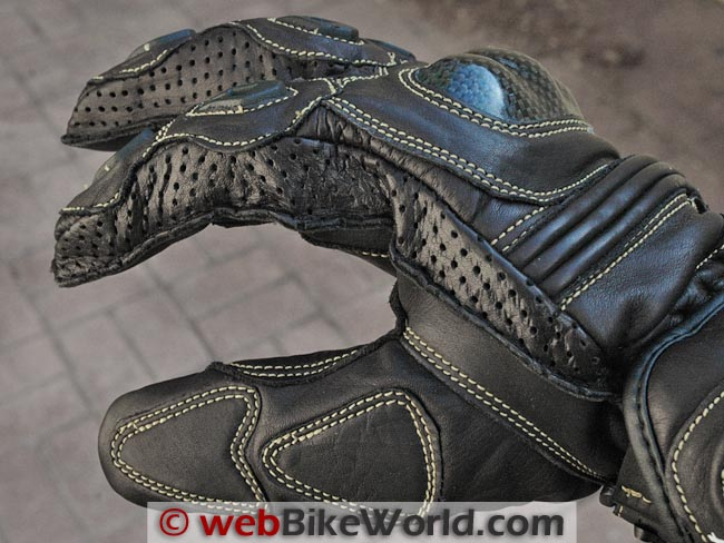 AGV Sport Laguna Gloves Ventilation