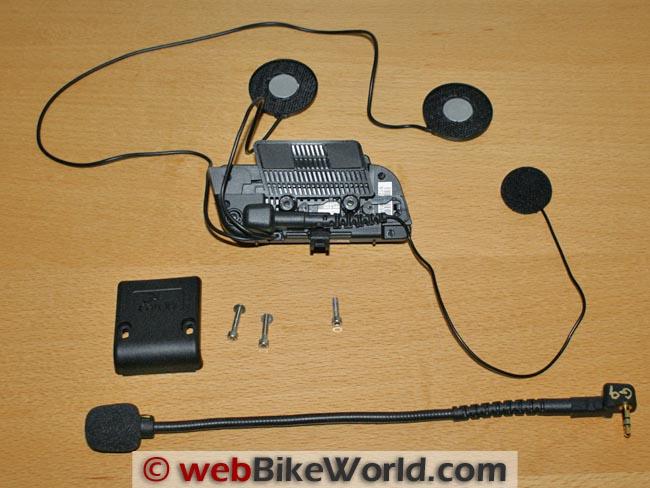 Cardo Scala Rider G9 Intercom Parts